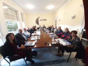 Reunión Junta Asime